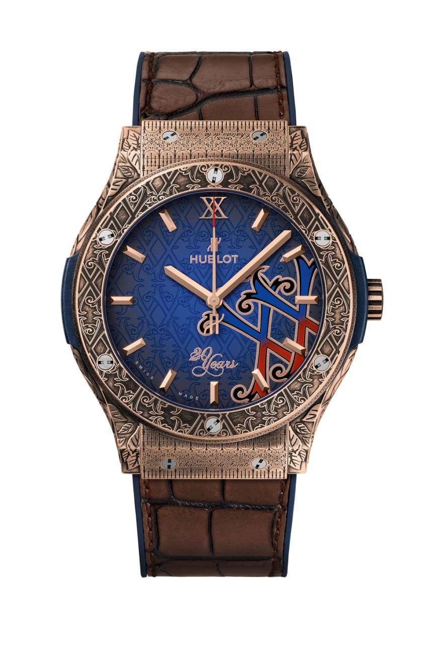 Hublot_Classic_Fusion_Fuente_20thAnniversary_gold_front_1000